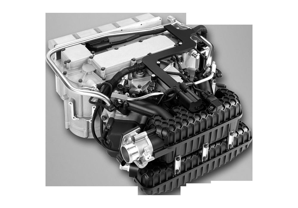 Alternative Powertrains - KSPG Range Extender